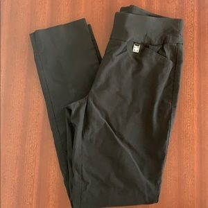 Anne Klein, stretchy black pants